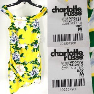$68 NWT Charlotte Russe dress